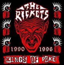 "The Rickets 12"" Vinyl Anthology, Hardcore Bainbridge Island Punk, MP3 Download"
