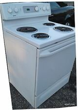 15 Stoves: GE and Kenmore, 220v Electric, Working, Clean, Used. 2 Lots. LQQK/BUY