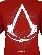 Assassins Creed Original Sweatshirt Mens Red