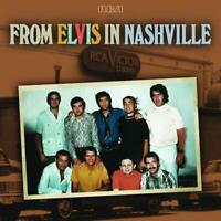 Elvis Presley From Elvis in Nashville 4 CD NEW