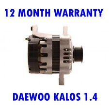 DAEWOO KALOS 1.4 2002 2003 2004 2005 2006 2007 - 2015 ALTERNATOR
