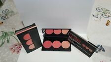 SMASHBOX L.A. Lights Blush & Highlight Palette - Pacific Coast Pink NIB