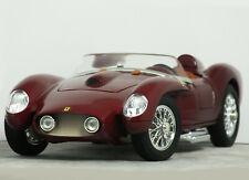 "1:18 Classico ""1958 FERRARI 250 Testa Rossa"" (Maroon) Classic Sports Car RARE TR"