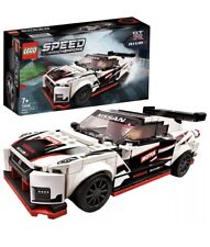 LEGO Speed Champions NISSAN GT-R NISMO Racer Car Set 76896 *BRAND NEW*