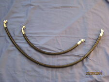 BRAND NEW PAIR OF MGB ROADSTER  GT 1967 TO 1974 RUBBER OIL COOLER PIPES bcs8