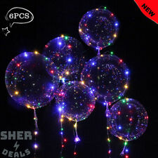 Thinkcase Helium Balloon Gas Light Balloon White Home Decoration for Party Pack