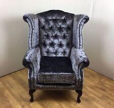 Unbranded Velvet Armchairs
