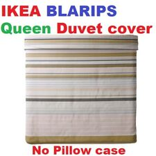 NEW IKEA BLARIPS Queen Duvet cover pink WITHOUT PILLOWCASE 903.423.96