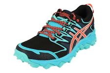 Asics Gel-Fujitrabuco 7 Womens Running Trainers 1012A180 Sneakers Shoes 400
