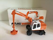 Atlas 1304 Mobilbagger mit Greifer von Conrad 2904 1:50 OVP