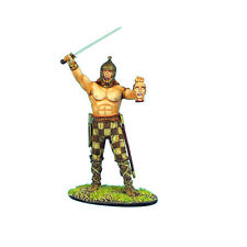 First Legion: ROM037 German Warrior with Raised Sword and Severed Head