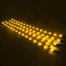 """4 PCS 12"""" Waterproof Flexible LED Strip Underbody Light For Car Truck Motocycle"""