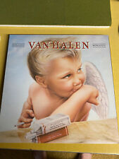 VAN HALEN 1984 LP Original Vinyl Used Record  Warner Brothers. Original Owner