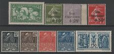 FRANCE ANNEE COMPLETE 1931 YVERT 269/277 , 9 TIMBRES NEUFS xx LUXE  M780