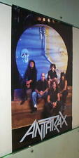 Anthrax Vintage Group Poster in New Condition