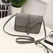 Women's Crossbody Bag Handbag PU Leather Purse Messenger Hobo Shoulder Bags Tote