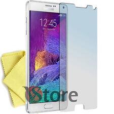 "10 Pellicola Per Samsung Galaxy Note 4 SM-N910F N910 Salva Schermo Display 5,7"""