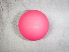 One Dick's PINK Lacrosse Ball Free Shipping!