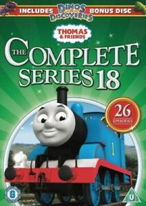 THOMAS AND FRIENDS SERIES 18 DVD [UK] NEW DVD