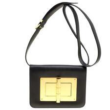32f3dc043a88 New Listing  3690 TOM FORD Natalia Small Black Leather Shoulder Bag. This Natalia  crossbody ...