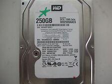WD Recertified 250gb WD2500AACS-00M6B0 2061-771640-803 AA