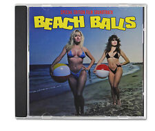 BEACH BALLS (1988) CD Special Edition Film Soundtrack 80's Hair Metal