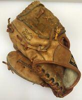 Wilson A2272 Baseball Glove Mitt Pittsburgh Sox Richie Zisk Autograph Model LHT