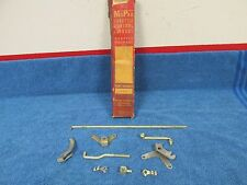 1940 DESOTO  CHRYSLER  6 CYLINDER  THROTTLE CONTROL LINKAGE    NOS MOPAR   1215