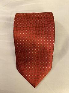 BRIONI Luxury Silk Business Necktie Made in Italy