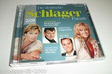 DIE DEUTSCHE SCHLAGERPARADE 2/09 2 CD'S MIT HELENE FISCHER ANNA MARIA KAUFMANN