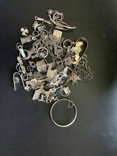 Scrap sterling silver job lot 323.85g