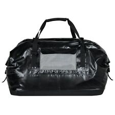 Extreme Max DryTech Waterproof Duffel Bag- Extra Large, Black