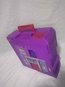 2008 MATCHBOX Pop Up Fold And Go HAUNTED HOUSE PLAYSET Carry Along Car 3D Play