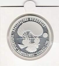 Portugal 8 euro 2007 Proof zilver PP: Bartolomeu de Gusmao
