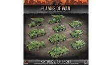 Flames of War Entièrement neuf dans sa boîte soviétique Churchill char lourd Company SBX56