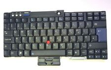 LENOVO THINKPAD T60 T61 R60 R61 R400 R500 T400 LAYOUT UK KEYBOARD 42T3250  NEW
