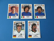 PANINI WM 1982 Espana 82 - 5 Extra Sticker