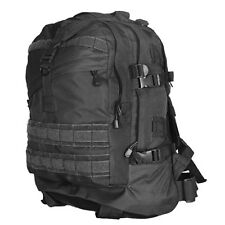 large transport pack backpack tactical black fox outdoor 56-431