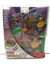 FIsher Price InteracTV DVD Based Learning System Best Buggy Adventures