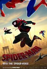 Marvel Spider-Man Into The Spider-Verse DVD Disc