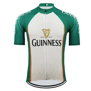 Guinness Retro Cycling Jersey Short Sleeve