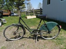 "vintage Remington Bicycle with 24"" rims 19"" frame and Winston seat"