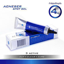 ACNOC Acneser Spot Gel Acne Facial recoveries Treatment Acne in 4 hours 10 g.