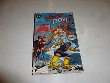 HAWK & DOVE Comic - No 21 - Date 02/1991 - DC Comics