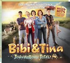 Bibi & Tina Soundtrack 4.Kinofilm: Tohuwabohu total von Bibi und Tina (2017)