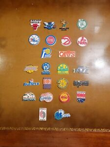 NBA Vintage Magnets- 24 Total