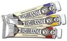 FIVE  x Rembrandt Artists Watercolour  5ml tubes ~ Series Two