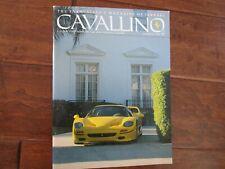 VINTAGE CAVALLINO FERRARI MAGAZINE NUMBER 93 June 1996 F50 Cover