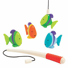 Bright Color Magnetic Fishing Game - Toys - 1 Piece