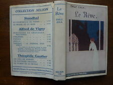 NELSON - Emile ZOLA - LE REVE